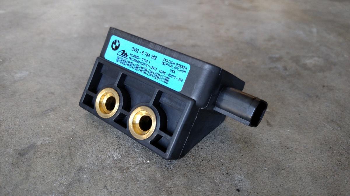 BMW E46 Yaw SensorReplacement